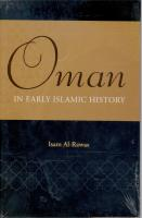 Oman in Early Islamic History