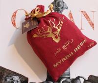Myrrhe 250 g schön verpackt