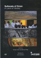 DVD Sultanate of Oman - A Land of Variety