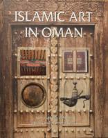 Islamic Art in Oman