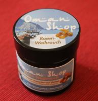 Rose Frankincense, Omani Frankincense with Natural Rose Oil